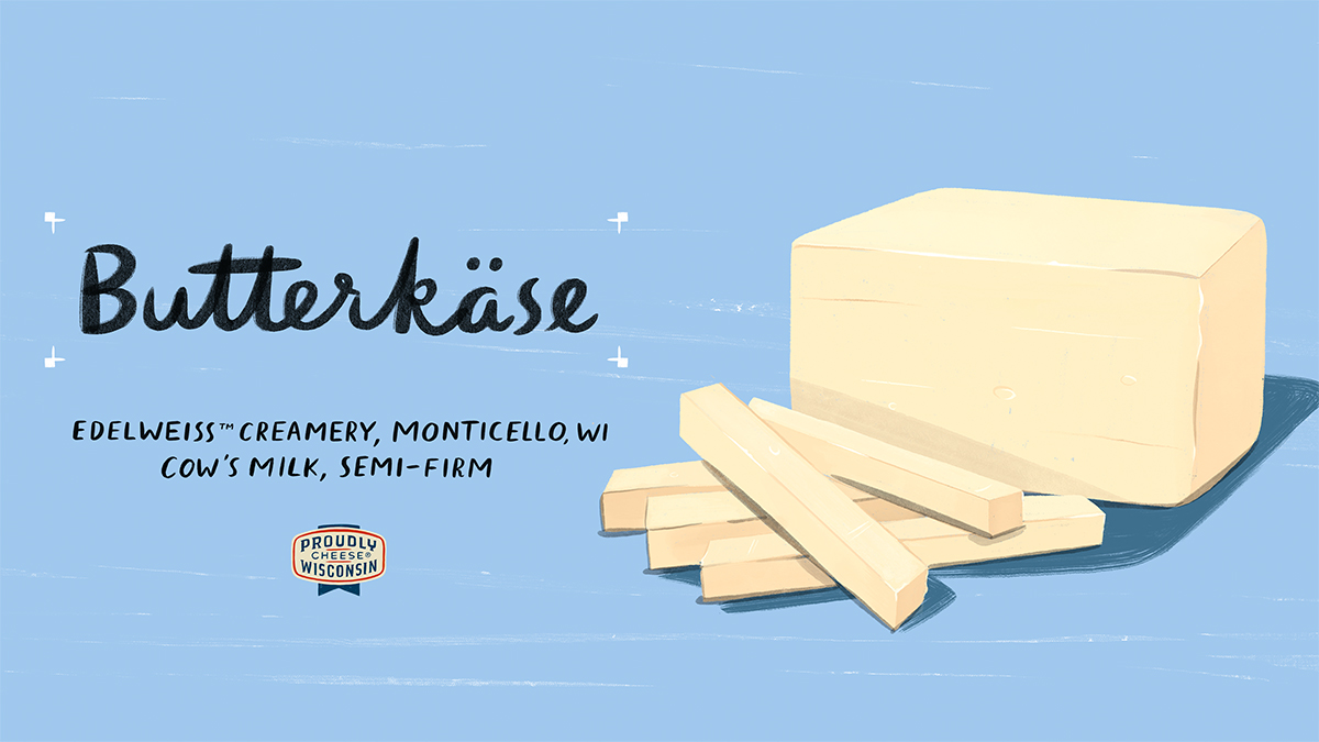 Cheese Lover's Guide to Butterkäse