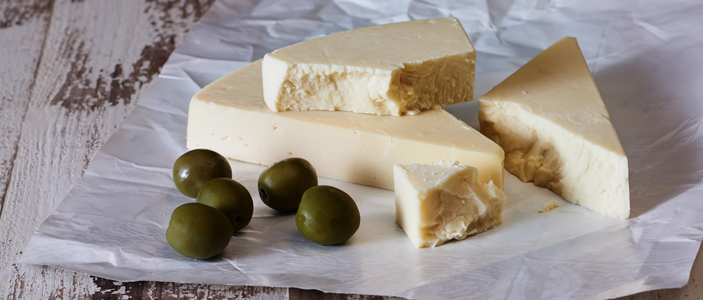 Platter of Asiago