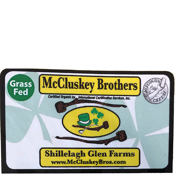 McCluskey Brothers online store