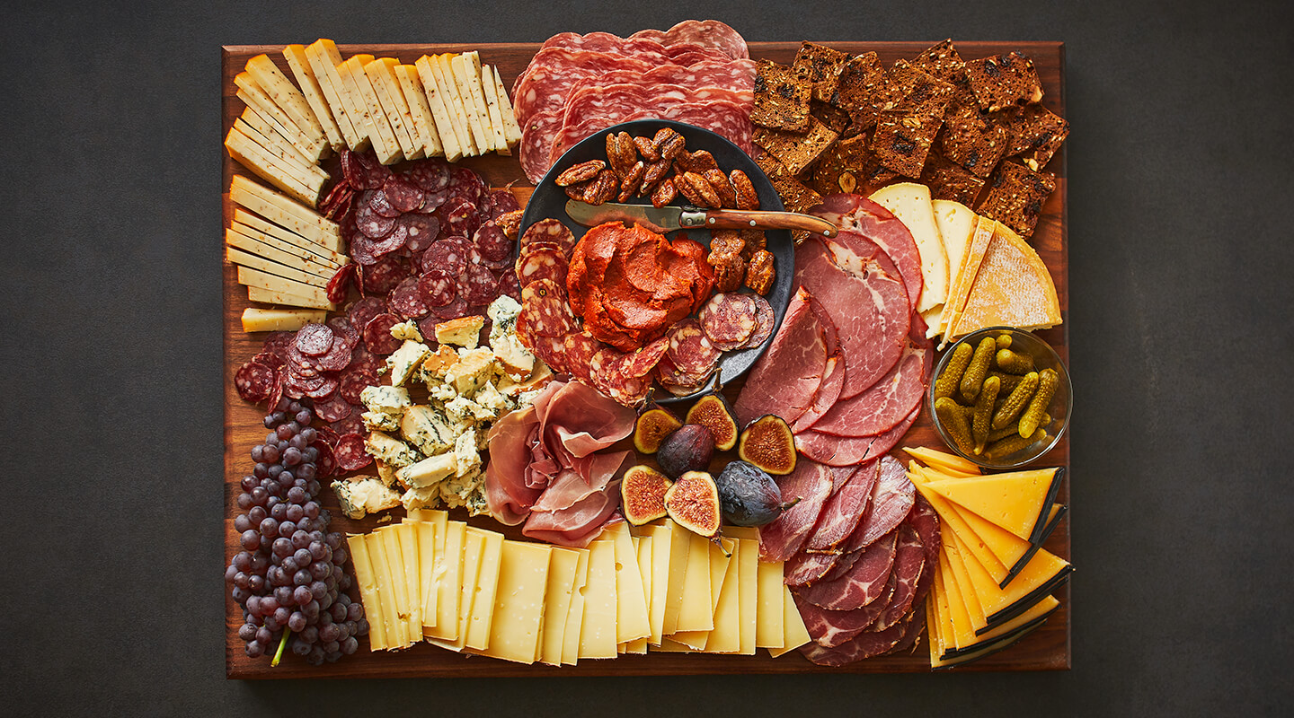 Wisconsin Cheese and Charcuterie Board Recipe