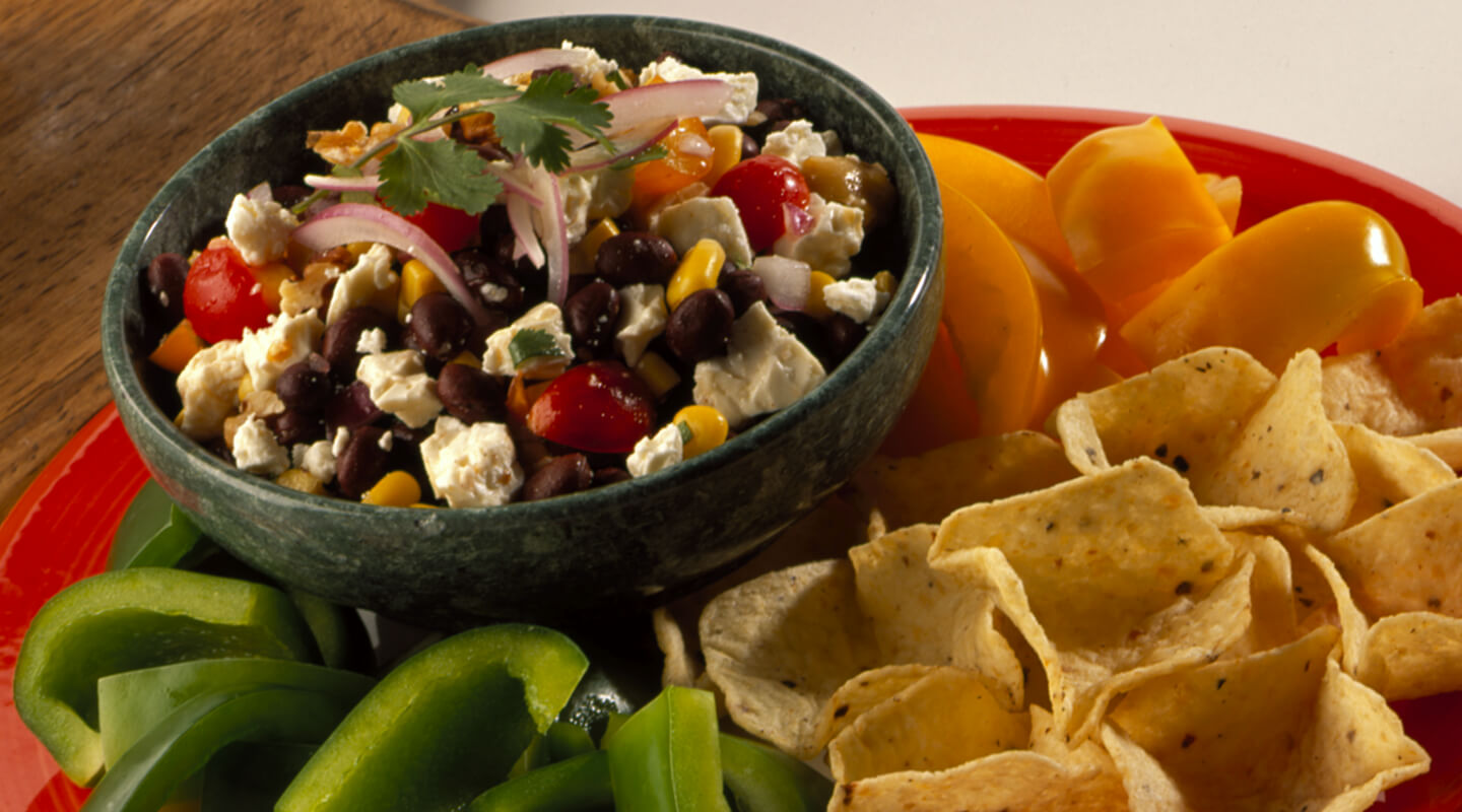 Wisconsin Cheese Corn and Feta Salsa Recipe