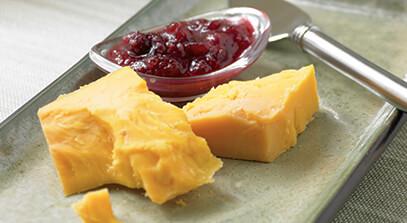 Cranberry-Beet Horseradish