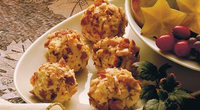Camembert Almond Balls