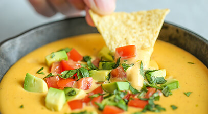 10-Minute Nacho Cheese