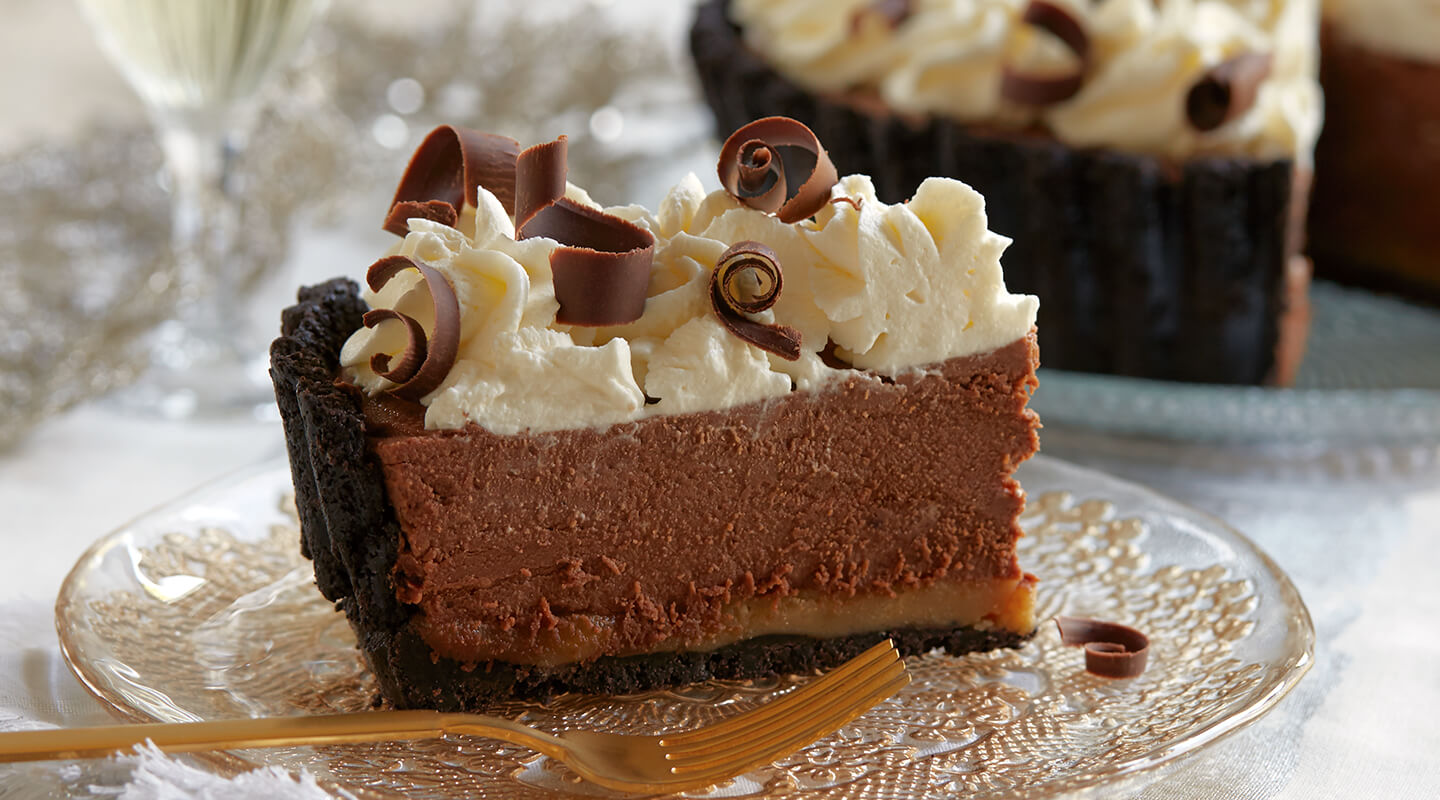 Wisconsin Cheese Chocolate-Mascarpone Tart Recipe