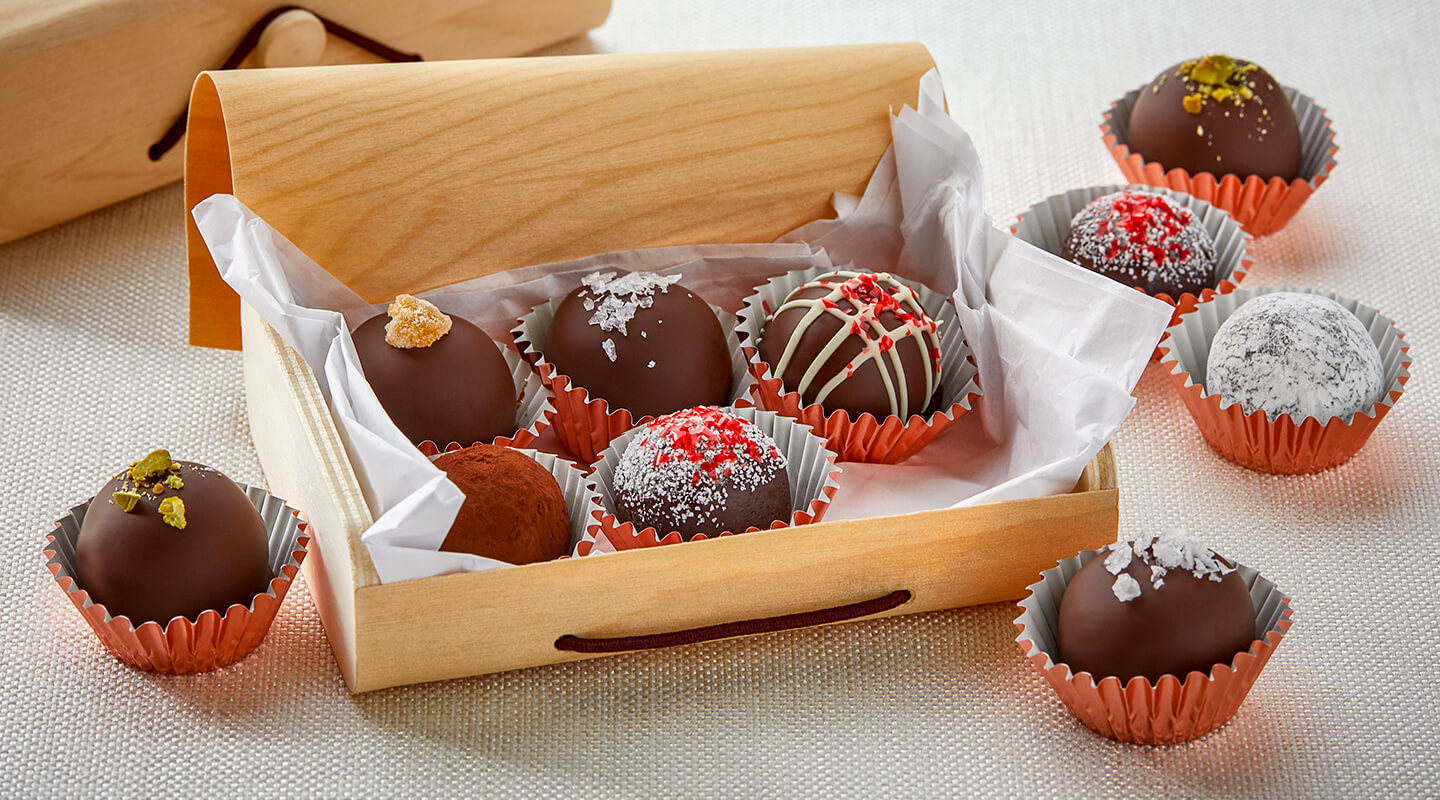 Wisconsin Cheese Port Wine Cheese Truffles recipe