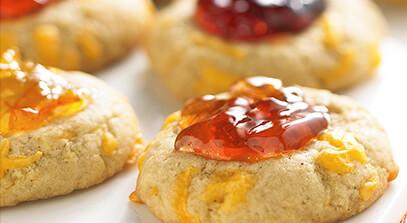 Jelly Jewel Cookies