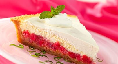 rhubarb cream cheese pie