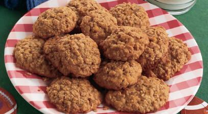 Cheddar-Apple Cookies