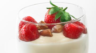 ricotta almond dessert