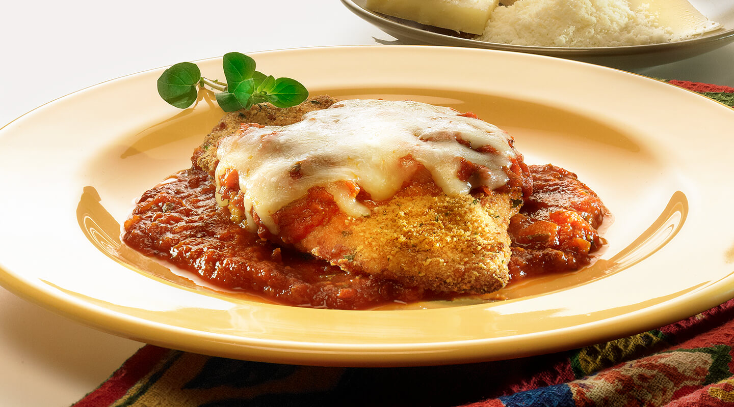 Wisconsin Cheese Cheese Lover's Chicken Parmigiana Recipe