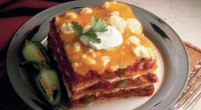 Tex-Mex Chili Cheese Supreme