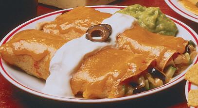 Enchilada Con Queso