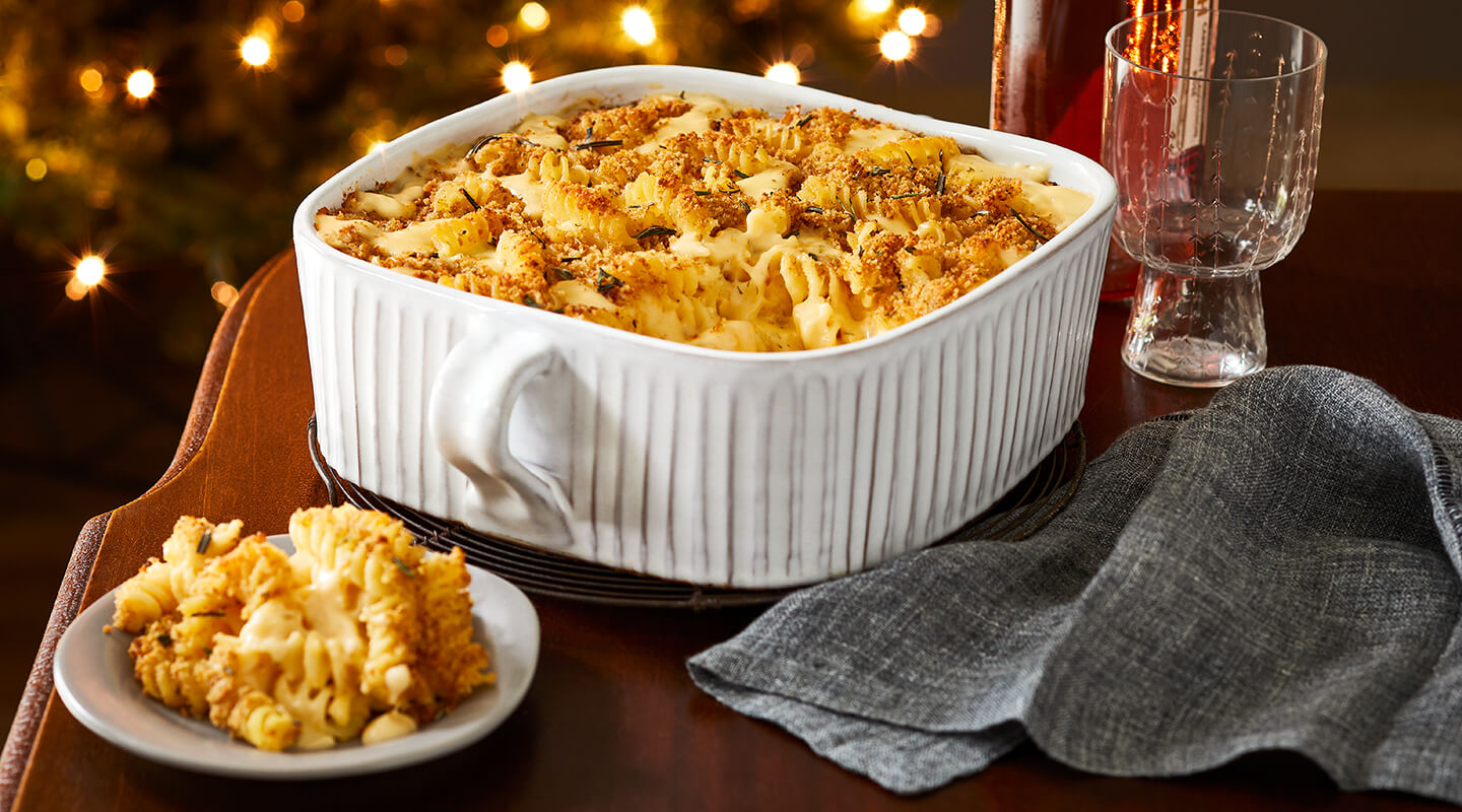 Wisconsin Cheese Wisconsin Holiday Mac and Cheese recipe
