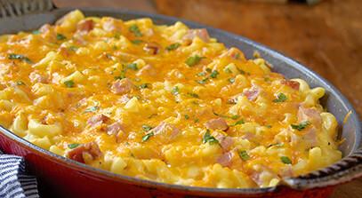 Grandma Siemer's Creamy Macaroni and Cheese Bake