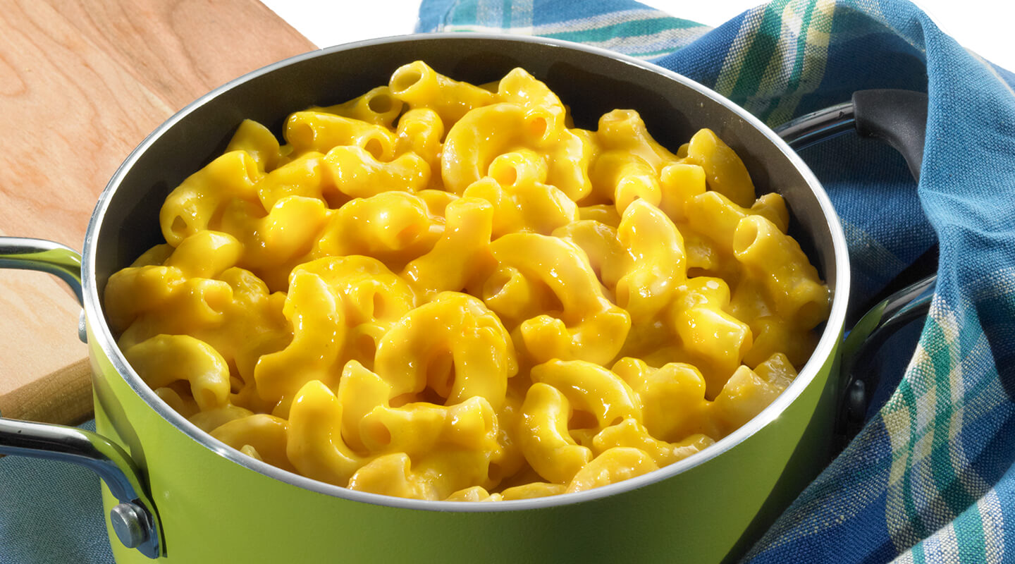 Mascarpone and Sharp Cheddar Macaroni and Cheese