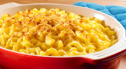 Easy Cheddar Mac