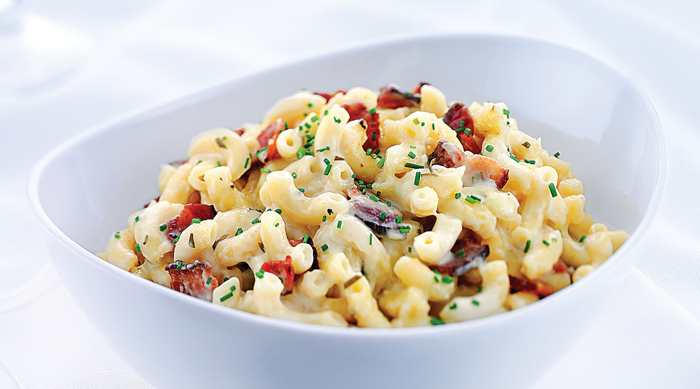 Wisconsin Cheese Bacon Mac and Cheese Recipe