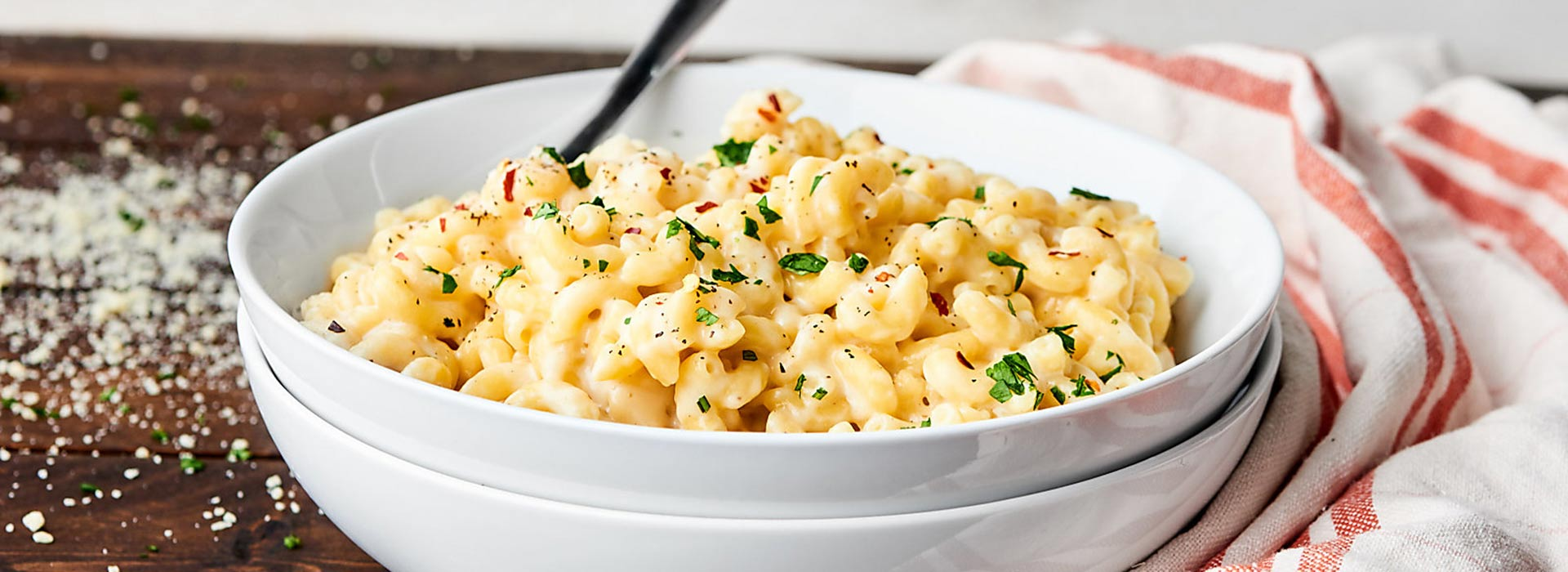 5-Ingredient Wisconsin Mac and Cheese