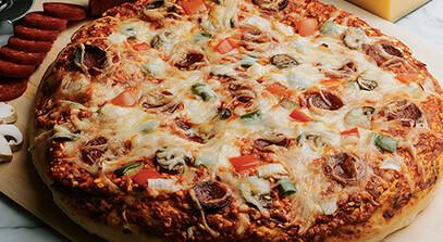 Cottage Pizza Supreme