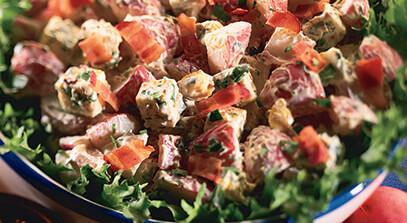 Family-Style Potato Salad