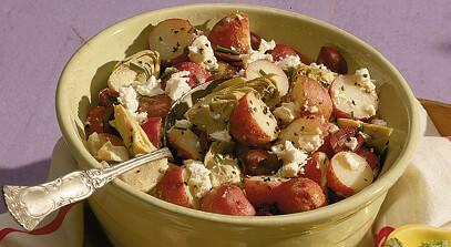 feta potato salad