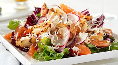 Shrimp and Fontina Salad