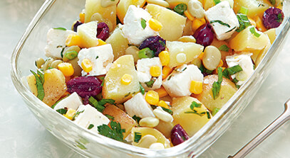 From-the-Garden Potato Salad