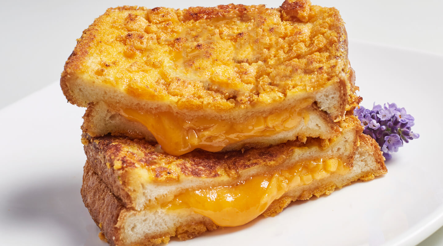 The Captain's Classic Grilled Cheese
