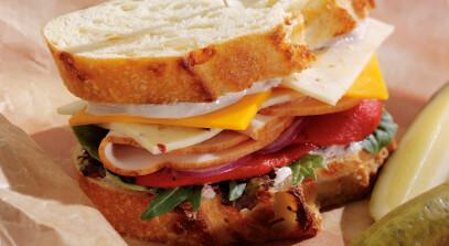 Chipotle Cheddar Jack Sandwiches