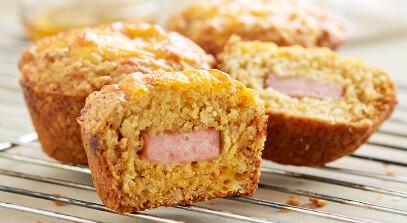 Hide 'n Seek Oatmeal Breakfast Muffins