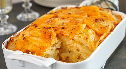 Carr Valley Cheesy Potatoes