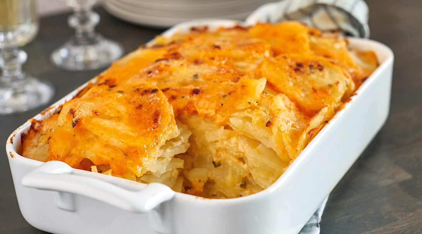 Wisconsin Cheese Carr Valley Cheesy Potatoes Recipe