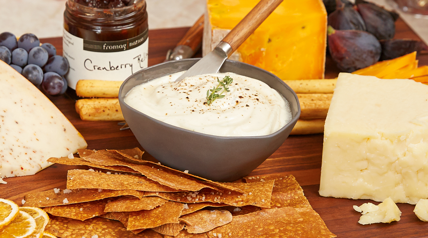 Wisconsin Cheese Lover's Spread (Fromage Fort)