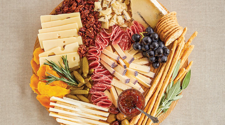 Artisan Wisconsin Cheese Board Recipe