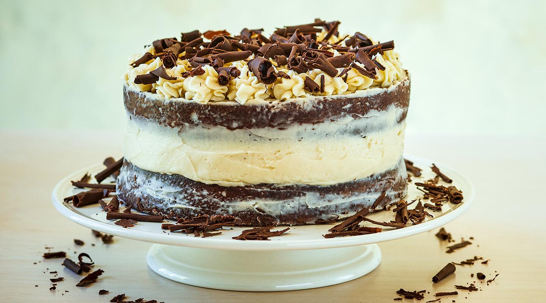 Wisconsin Cheese Chocolate Stout Cake Recipe