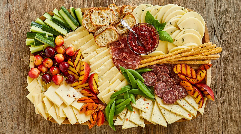 Farmers Market Cheeseboard