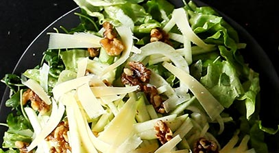 Fennel, Apple and Alpine-Style Cheese Salad
