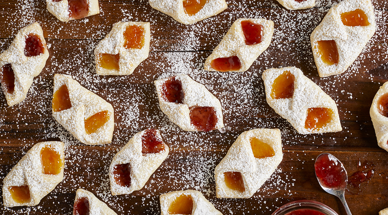 Wisconsin Cheese Mascarpone Kolache Cookies Recipe