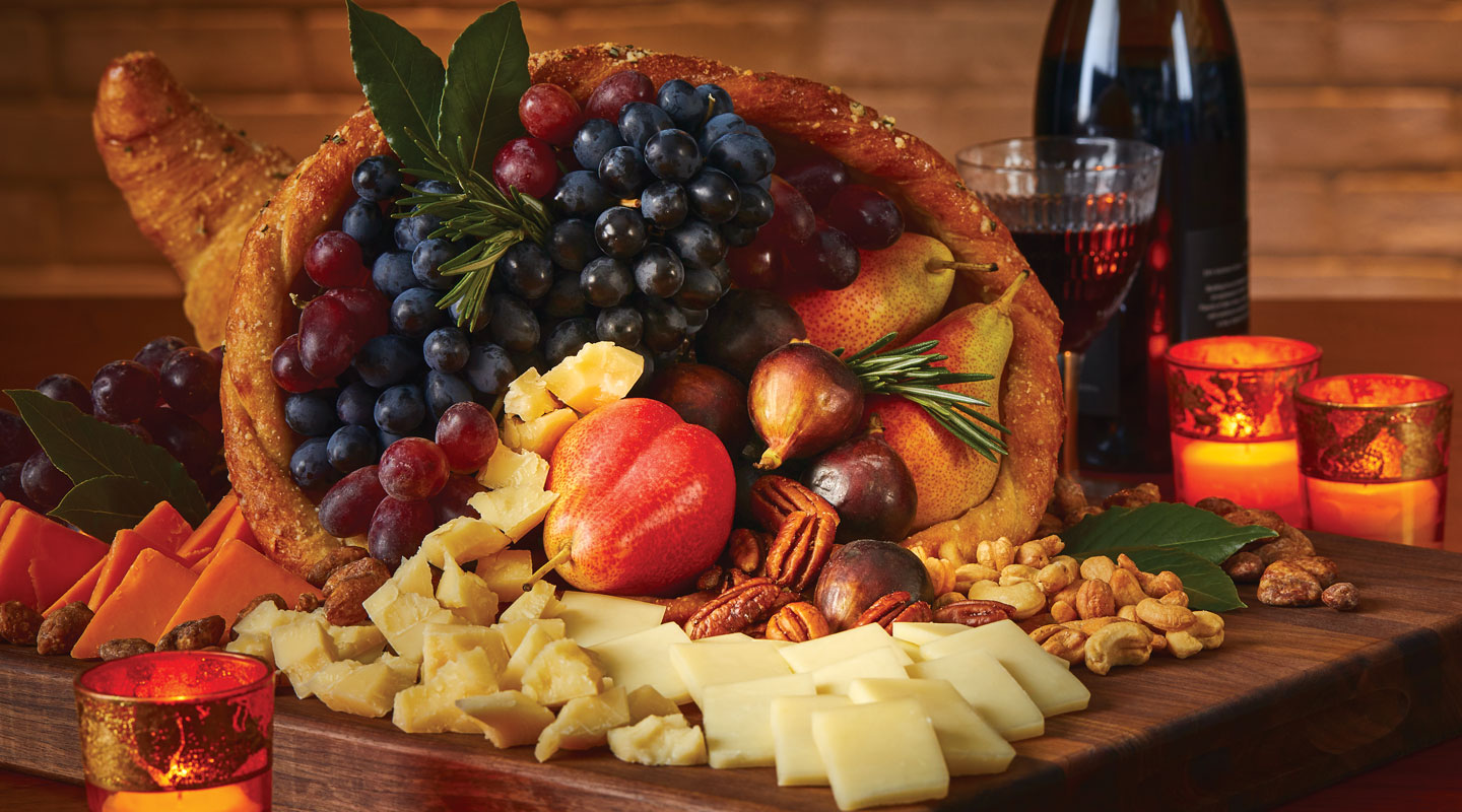 Wisconsin Cheese Thanksgiving Cheese Board Recipe