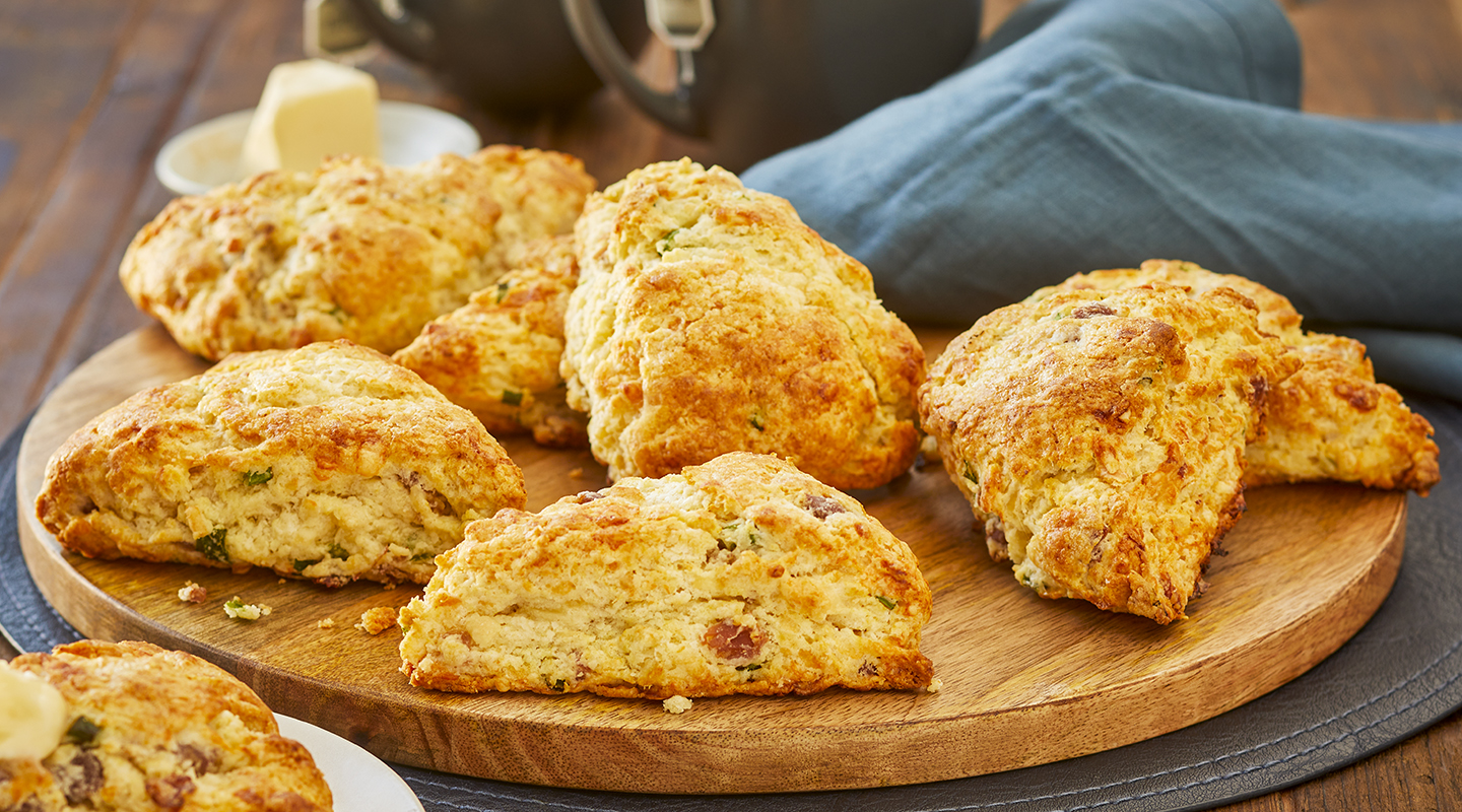 Wisconsin Cheese The Best Cheese Scones   Recipe